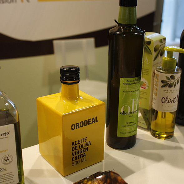 Spanish Olive Oils @ Madrid Fusión