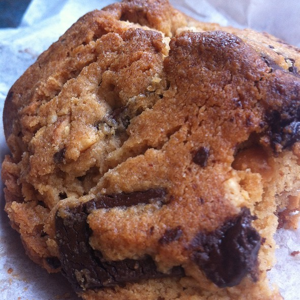 Peanut Butter Chocolate Chunk Cookie @ Specialty's Cafe & Bakery