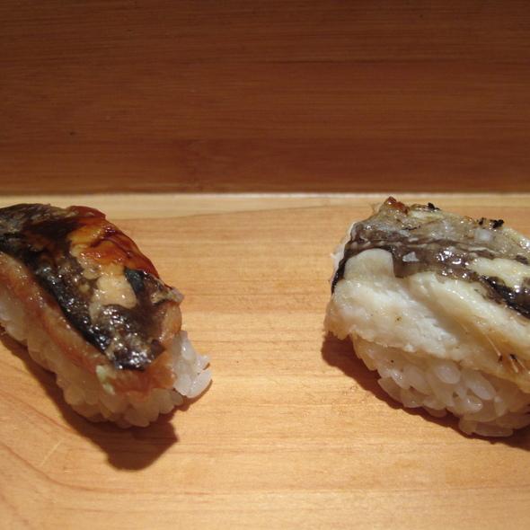 Anago @ Sushi Yasuda Ltd