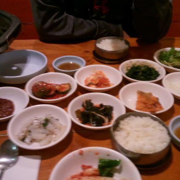 Banchan @ Oegaggid Restaurant