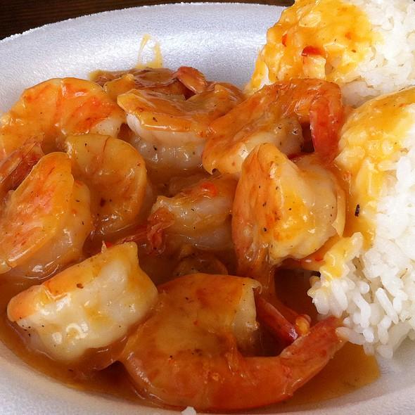 Sweet Chili Garlic Shrimp