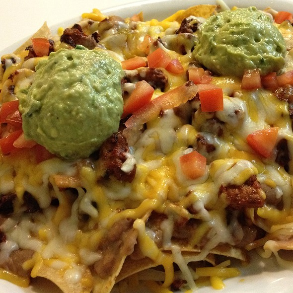 Supreme Nacho @ Alicia's Mexican Food & Fruteria