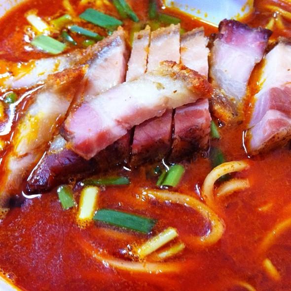 Curry Mee @ Kafe Yun