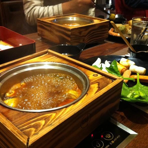 Food! @ 日牛Shabu Shabu
