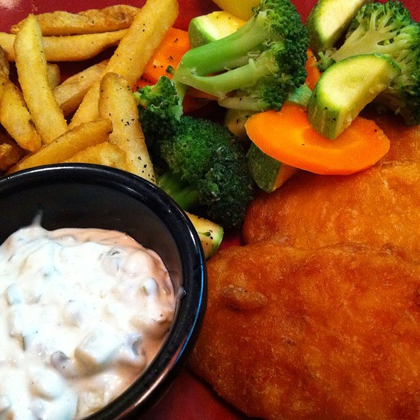 Applebees menu doha foodspotting for Applebee s fish and chips