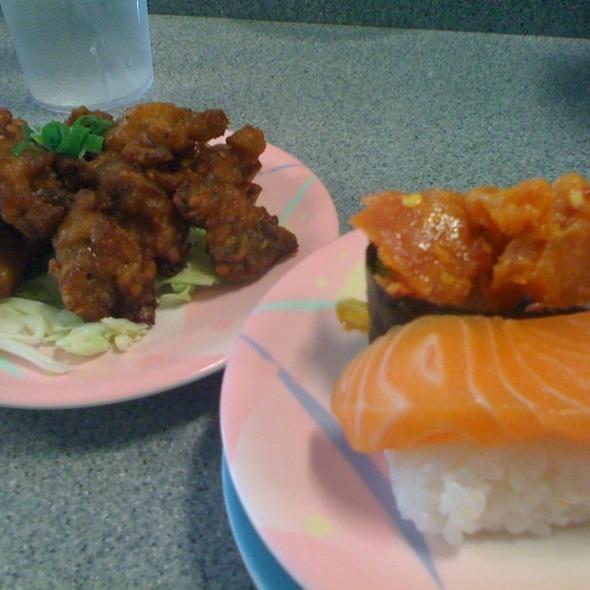 Mochico Chicken @ Matsutake Sushi