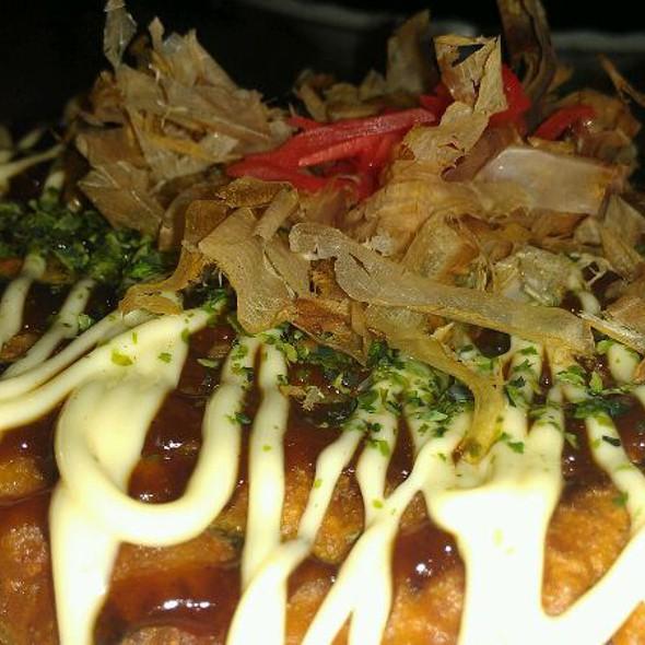 Okonomiyaki @ Shuseki Japanese Restaurant
