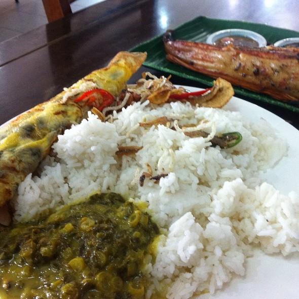 Mix Rice Malay