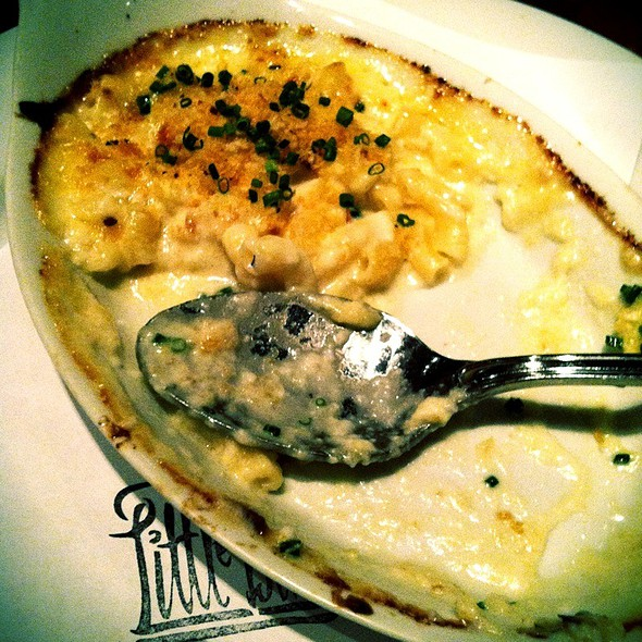 Macaroni and Cheese @ Little Bird