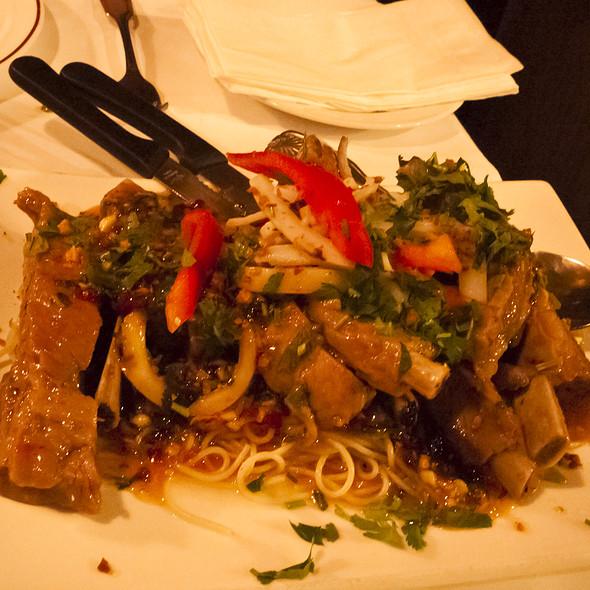 pork ribs @ suriya thai restaurant