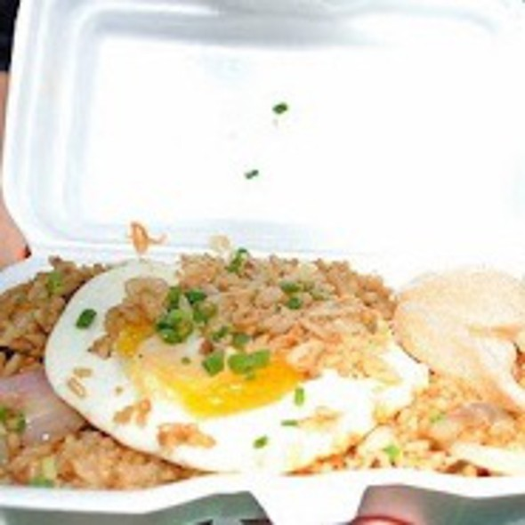 Nasi Goreng @ Salcedo Saturday Market