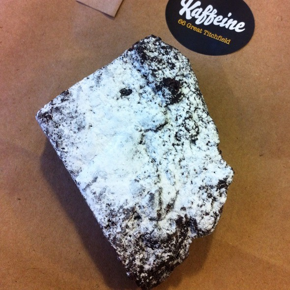 Chocolate Brownie @ Kaffeine