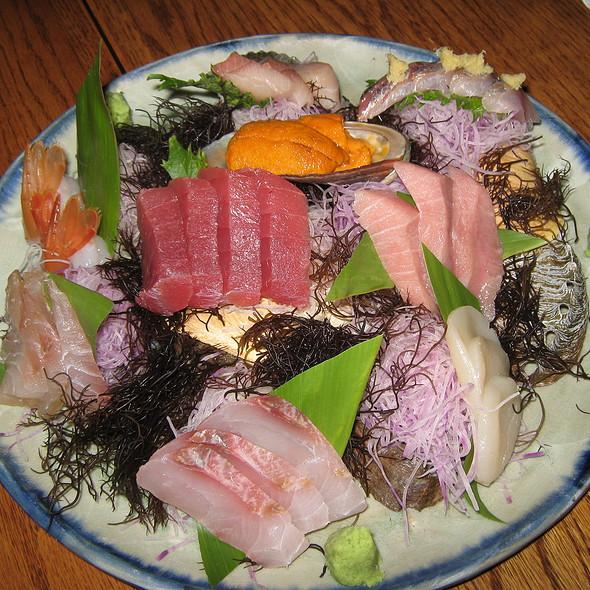 Sashimi Omakase @ Sushi Izakaya Gaku
