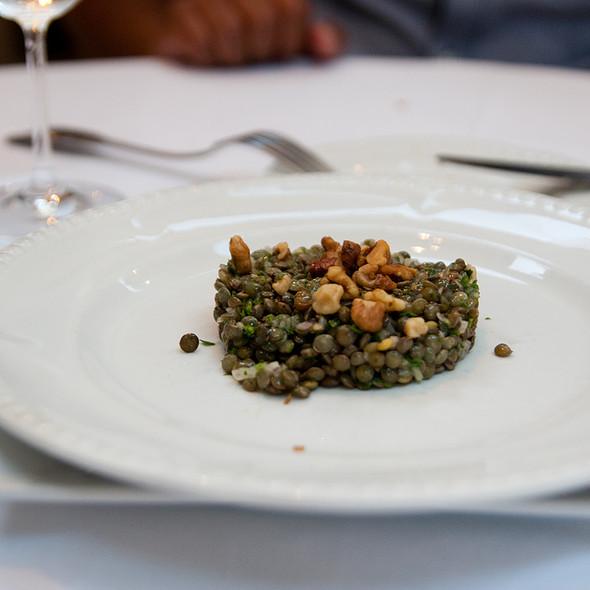 Du Puy Lentil Salad