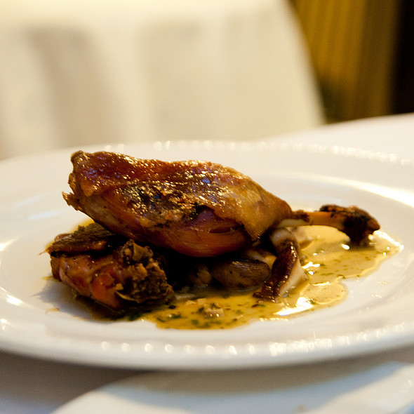 Roasted Confit of Duck