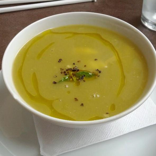 Split Pea & Ham Soup @ Soup Kitchen Cafe