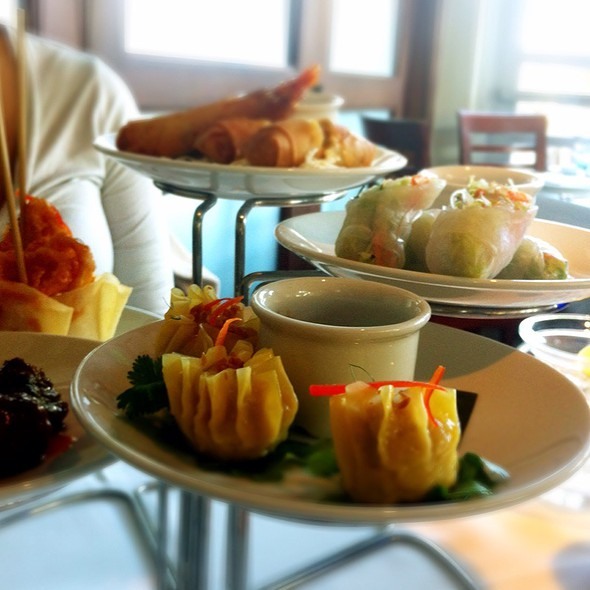 Tasting Tree - Nan Thai Fine Dining, Atlanta, GA
