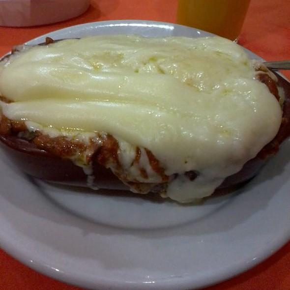 Batata Recheada @ Pizzaria Formagio