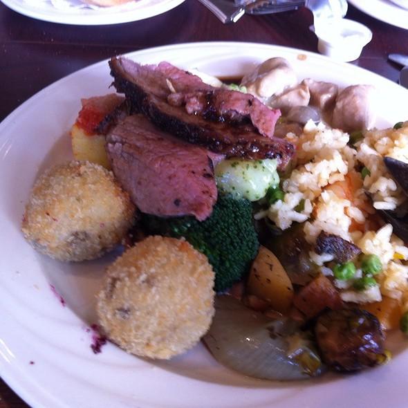 highwood dining room @ sait - highwood lunch buffet - foodspotting