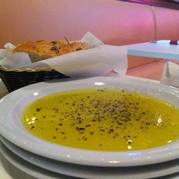 Olive oil @ Porta Via Italian Kitchen