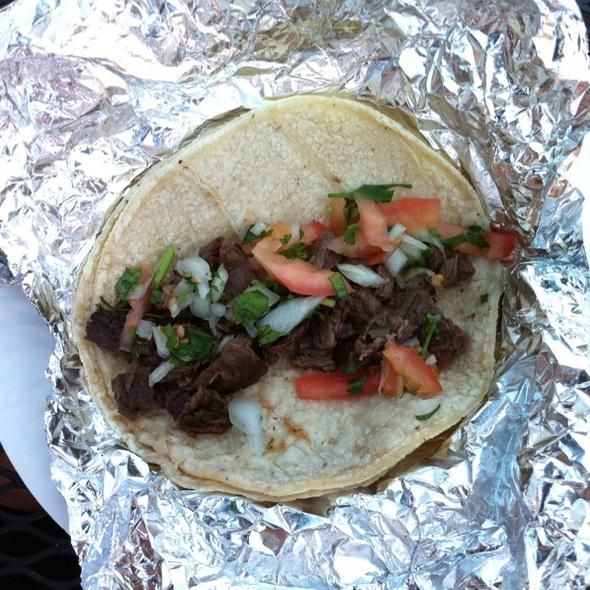 Carne Asada Tacos @ Yuca's