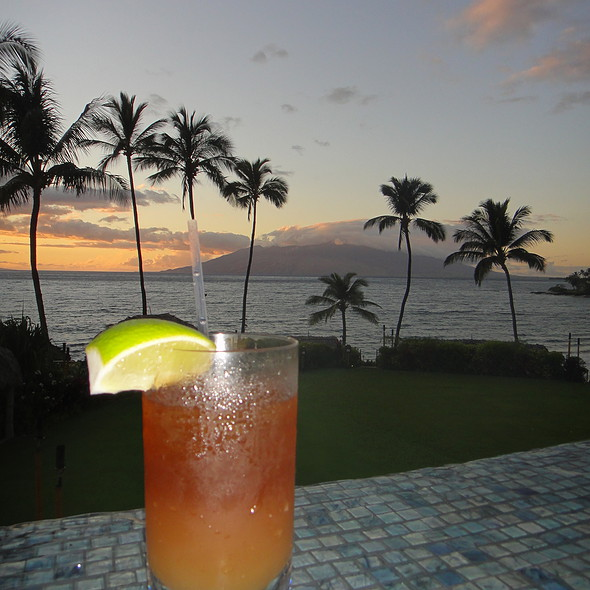 Mai Tai @ Four Seasons Maui at Wailea