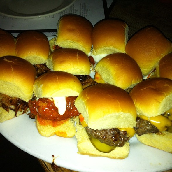 Sliders @ East Village Tavern