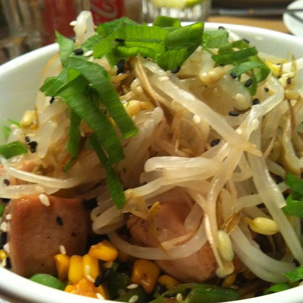 Noodles With Tuna