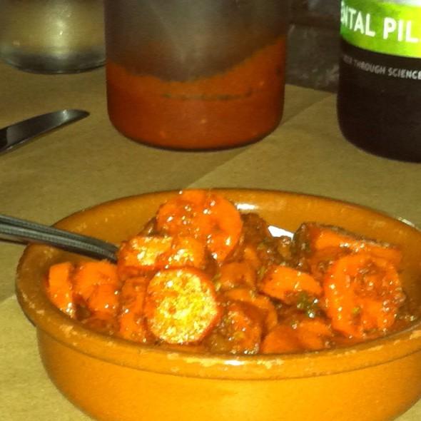 Morrocan Carrots - Kous Kous Moroccan Bistro, San Diego, CA