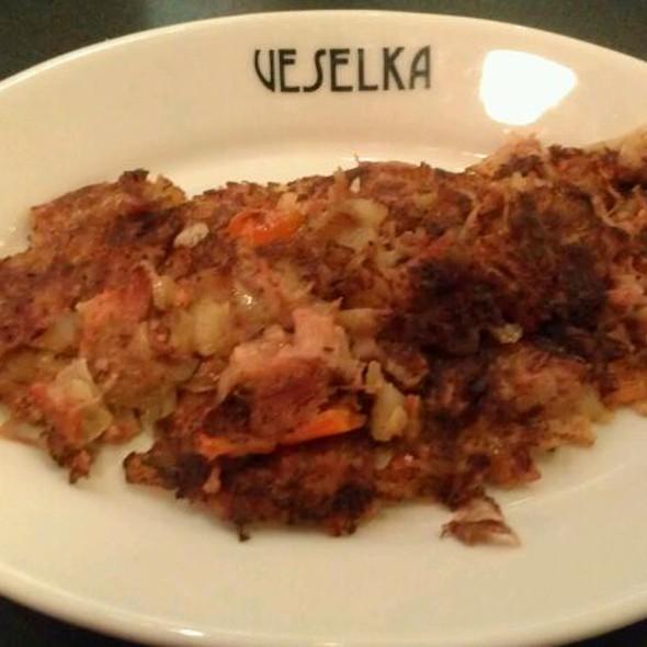 Corned Beef Hash @ Veselka