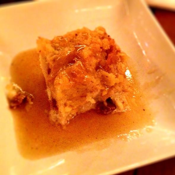 Bread Pudding @ Justus Drugstore A Restaurant
