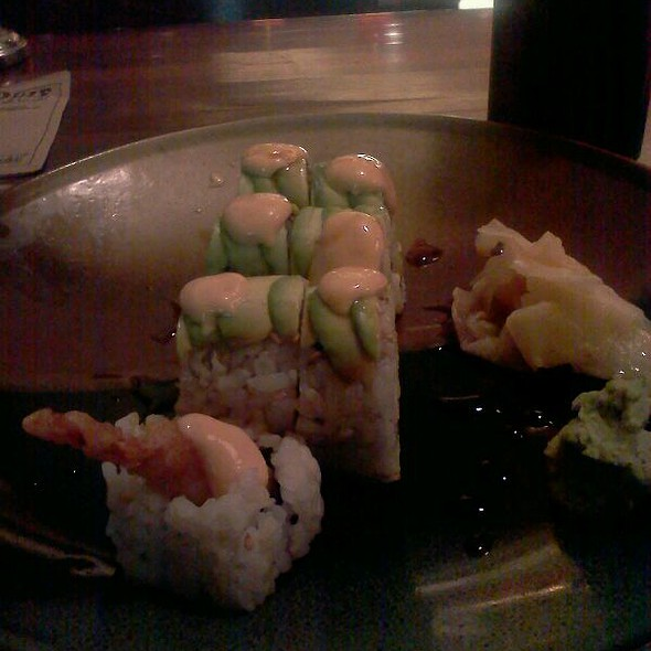 Dragon Roll @ Sushi Maki