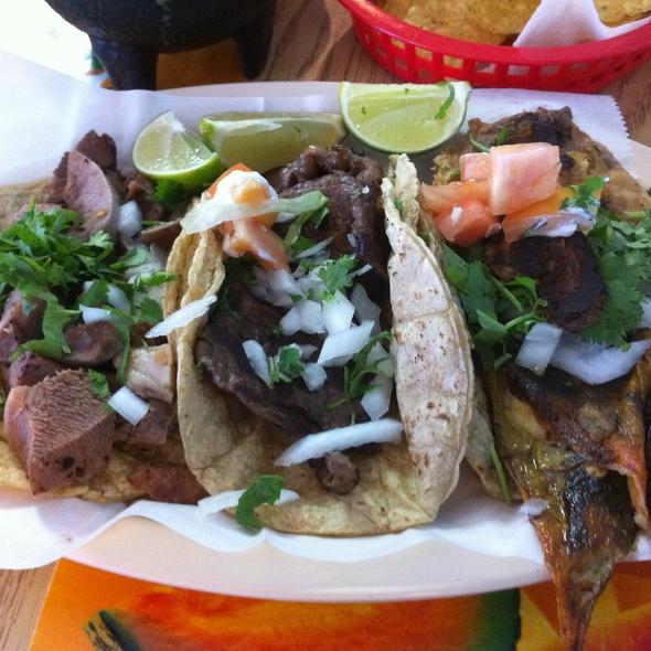 Tacos @ Taco Toro