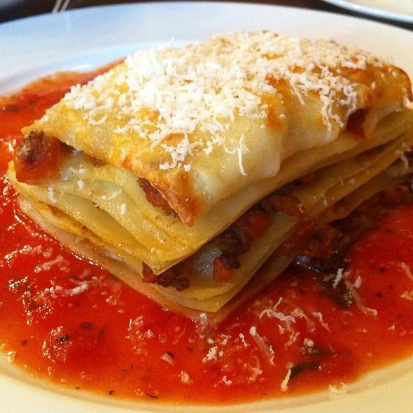Meat Lasagna @ Mario's