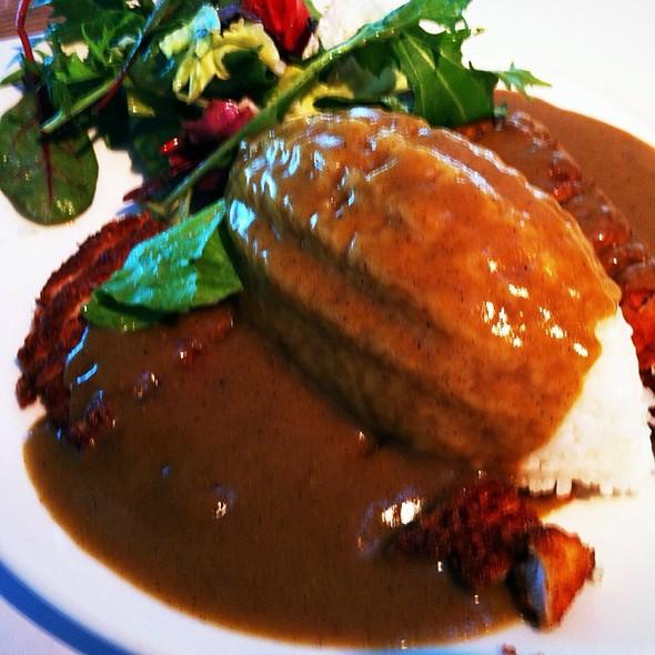 Chicken Katsu Curry @ Wagamama
