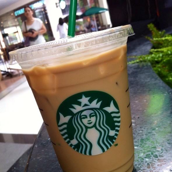 Vanila Spice Latte @ Starbucks Coffee - The Nine Neighborhood Center