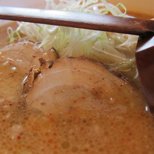 Spicy Negi Ramen @ Kenji Tei Ramen House