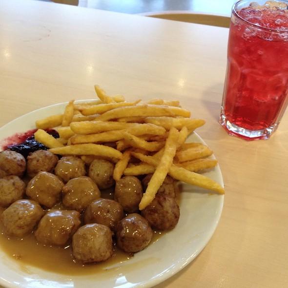 Ikea Paramus Food Menu