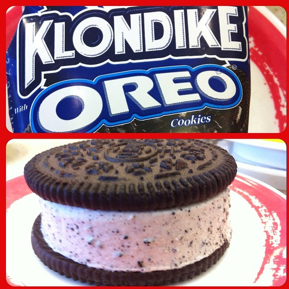 Klondike Oreo Cookie Ice Cream Sa
