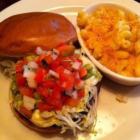 Laredo Burger