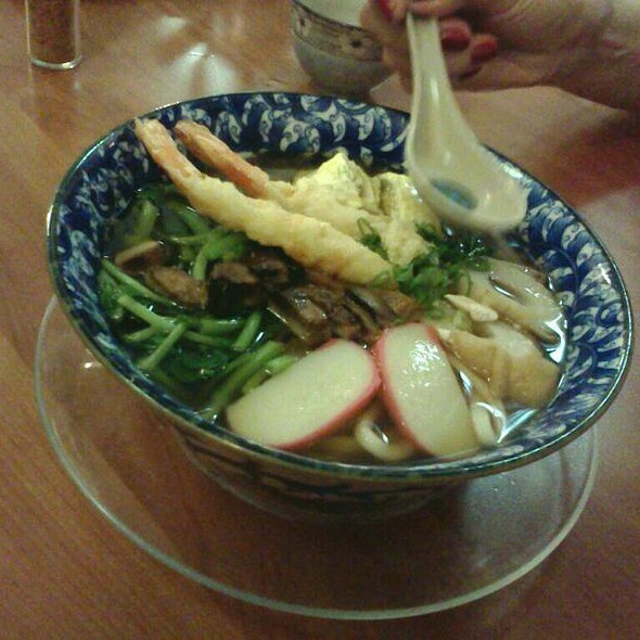 Udon Especial @ Restaurante Ogawa