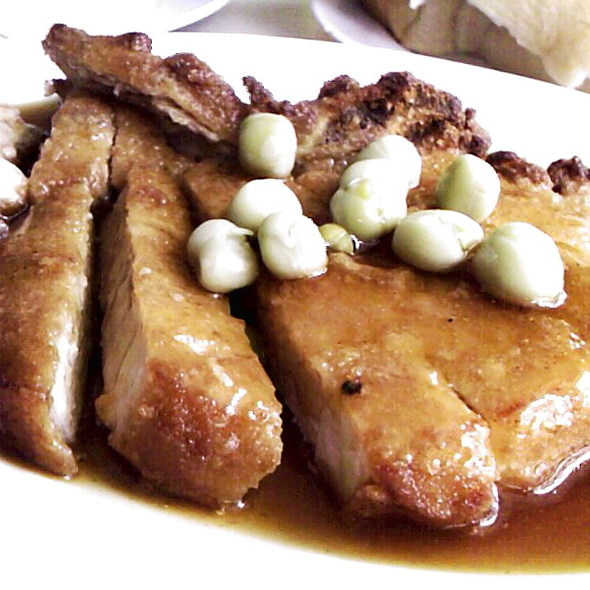Pork Chops @ Silom Restaurant