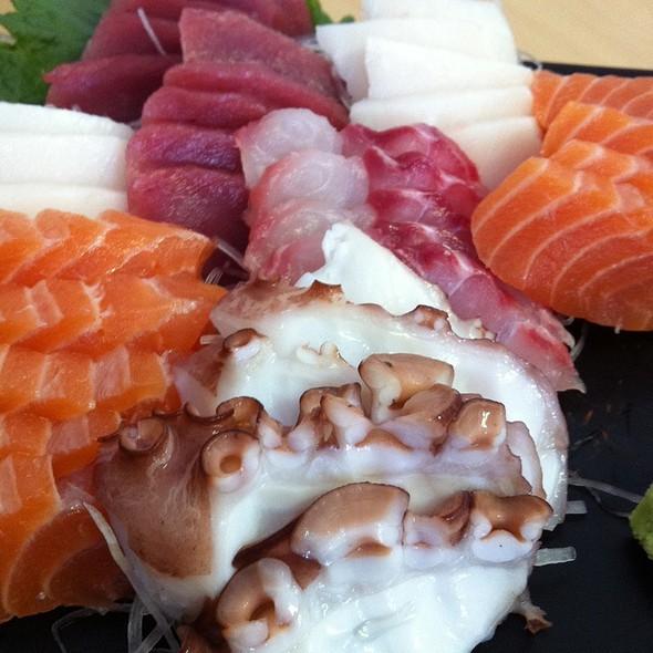 Sashimi @ Peixaria Uo Katsu Alimentos Ltda
