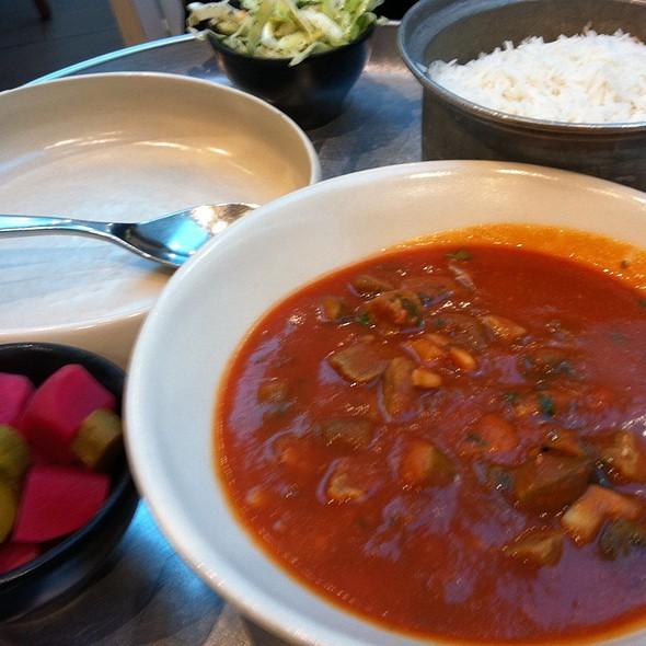 Bamiah Stew
