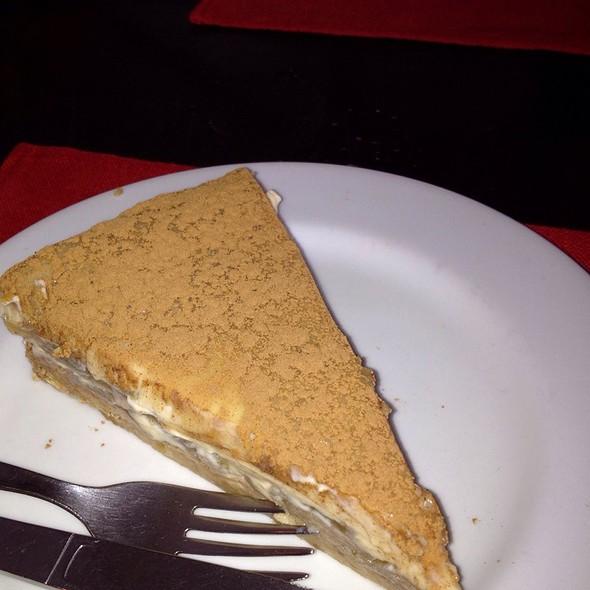 Torta de Maçã @ Fraga Restaurante