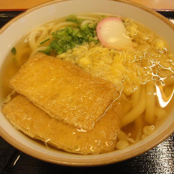 きつねうどん(Kitsune Udon)