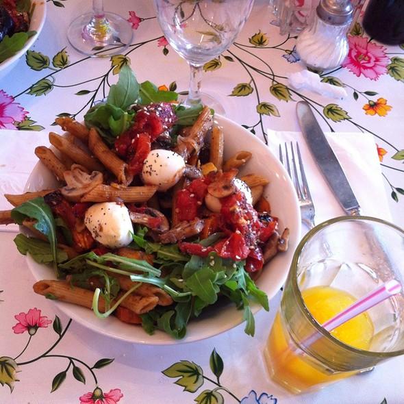 Pasta Salad @ Il Ballo Del Mattone Tratoria