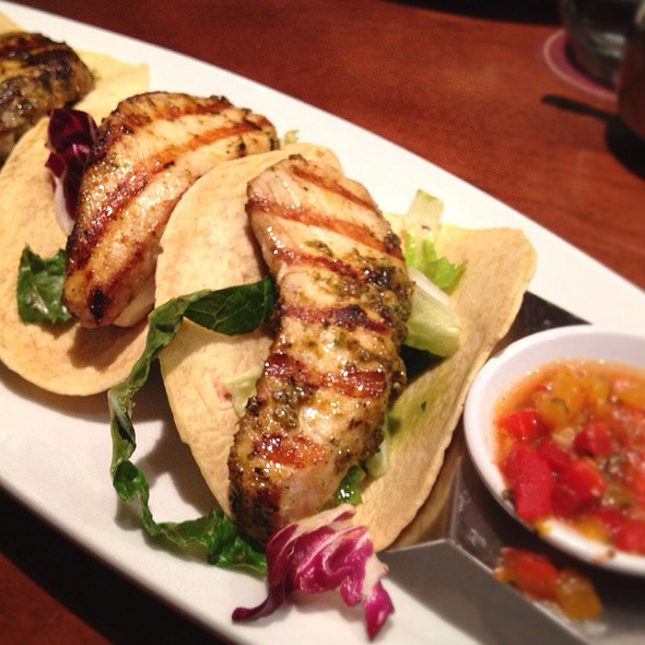 Blackened Fish Tacos @ Seasons 52