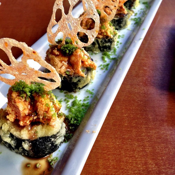 Vegas Roll @ RA Sushi