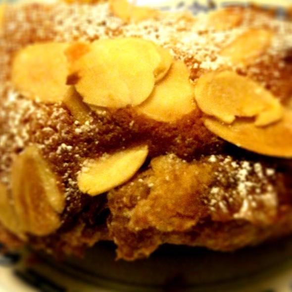 Almond croissant - Pierre's - Bridgehampton, Bridgehampton, NY